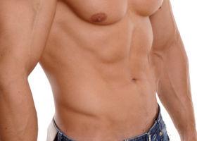 Liposuzione maschile - Uomo