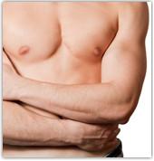 Liposuzione torace - ginecomastia